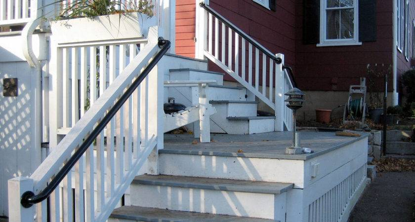Stair Railing Ideas Our Customers Share Their Step