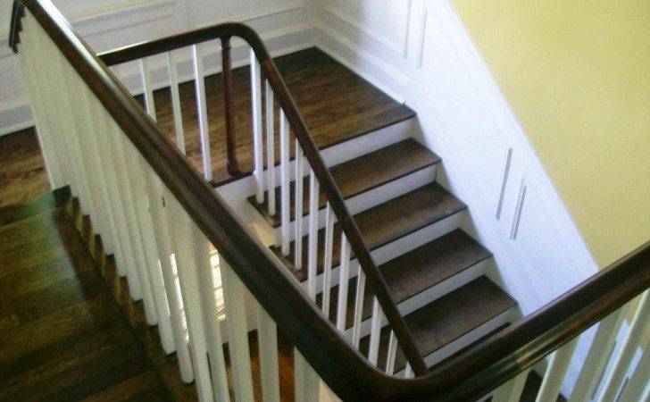 Stair Types Prefinished Hardwood Treads