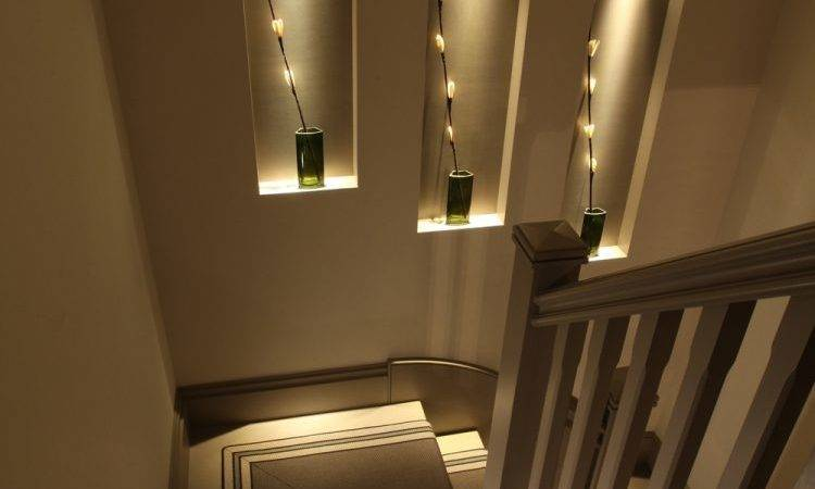 Staircase Lighting Ideas Tips Products John Cullen