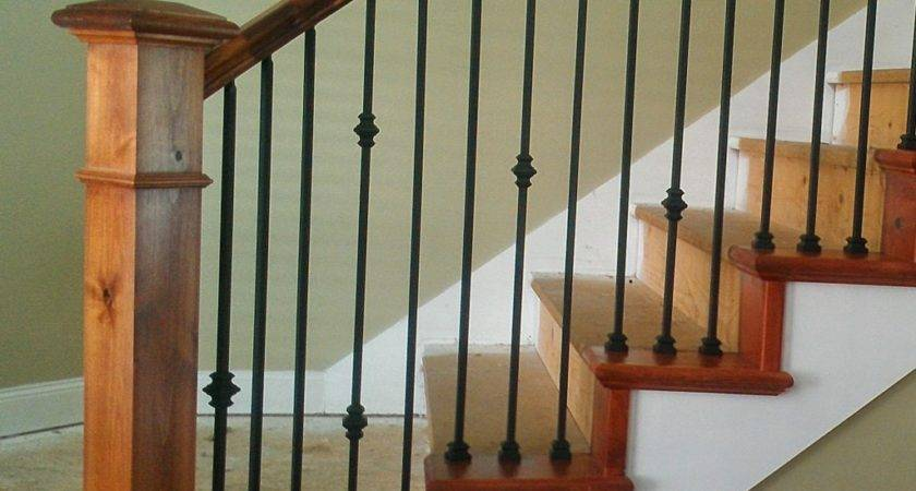 Stairs Outstanding Banister Railing Remarkable