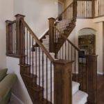 Stairs Outstanding Interior Stair Railing Ideas