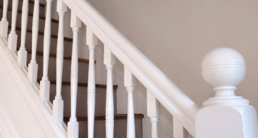 Stairway Banisters