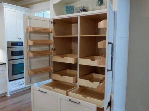 Stand Alone Pantry Home Design Ideas Remodel