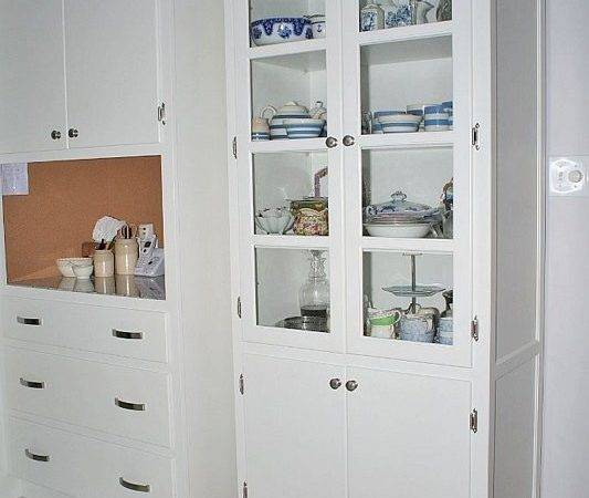 Standalone Kitchen Pantry Ideas