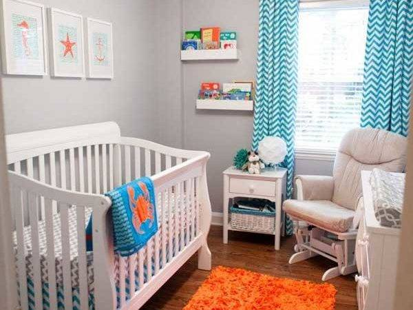 Steal Worthy Decorating Ideas Small Baby Nurseries