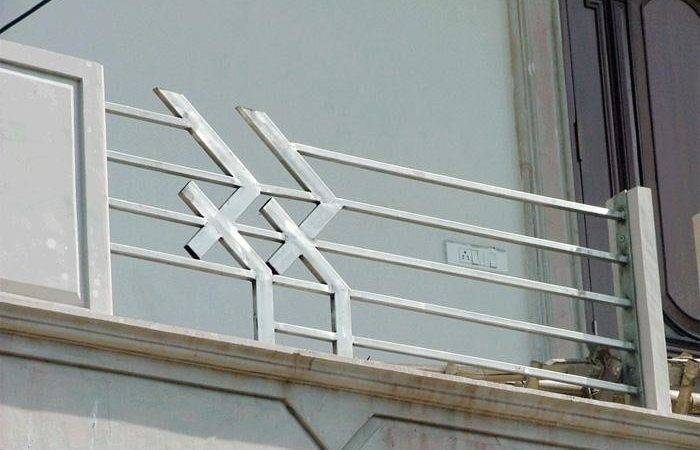 Steel Enterprises Railing