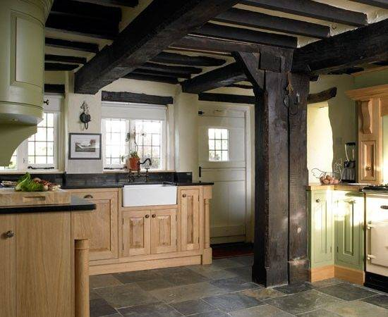 Step Inside Period Country Kitchen Housetohome