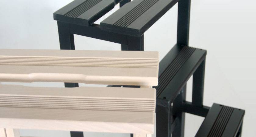 Stool Ladder Radius Design