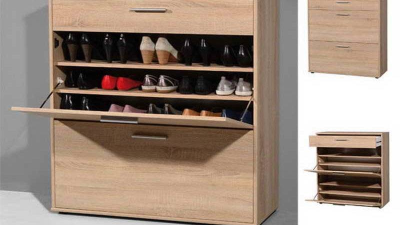 Storage Modern Shoe Ideas White