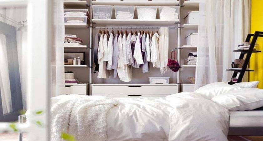 Storage Small Bedrooms Inspiration Ideas