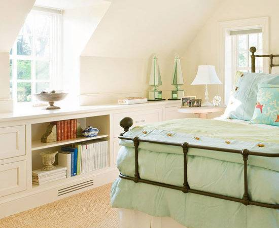 Storage Solution Ideas Your Small Bedrooms