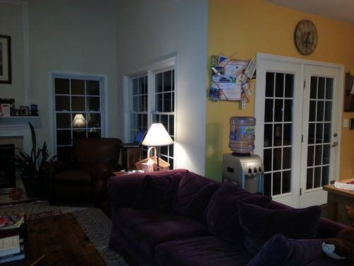 Story Great Room Decorating Ideas
