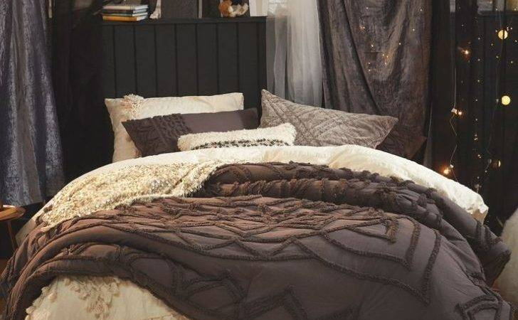 Studio Red Brown Chocolate Striped Duvet Quilt Cover