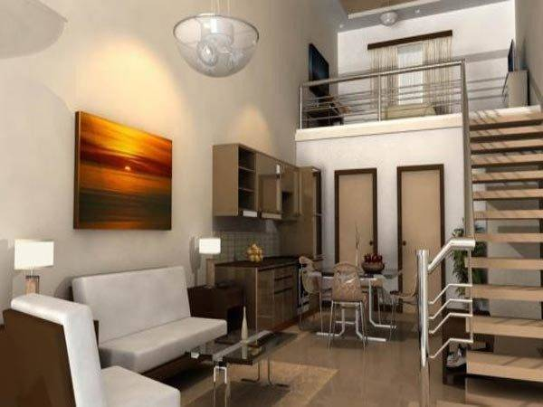 Studio Type Condo Interior Joy Design