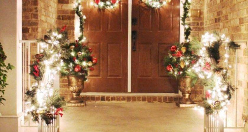 Stunning Christmas Porch Ideas Style Estate