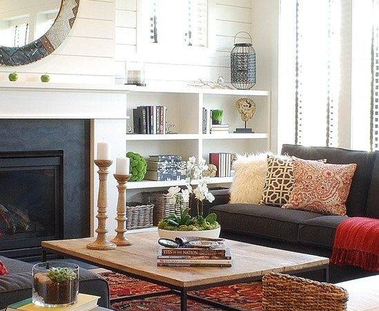 Stunning Eclectic Living Room Designs