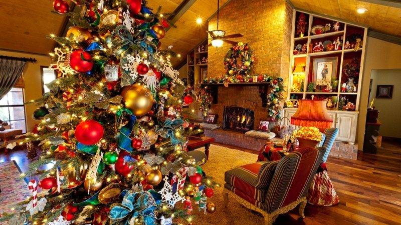 Stunning New Ways Decorate Country Christmas Tree