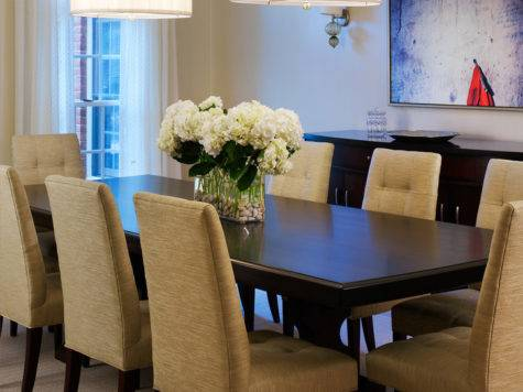 Stunning Simple Dining Room Table Centerpieces Decorating