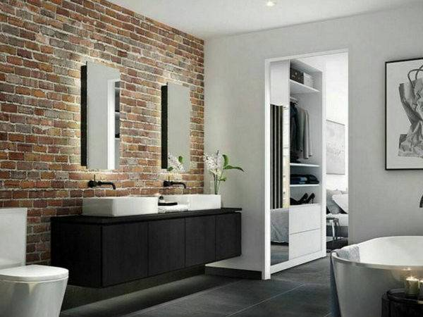 Stunning Spaces Exposed Brick Photos Drool