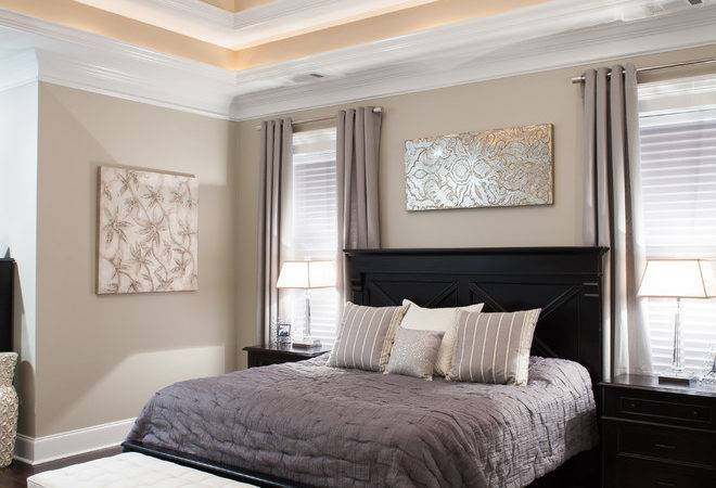 Stunning Transitional Bedroom Design Ideas