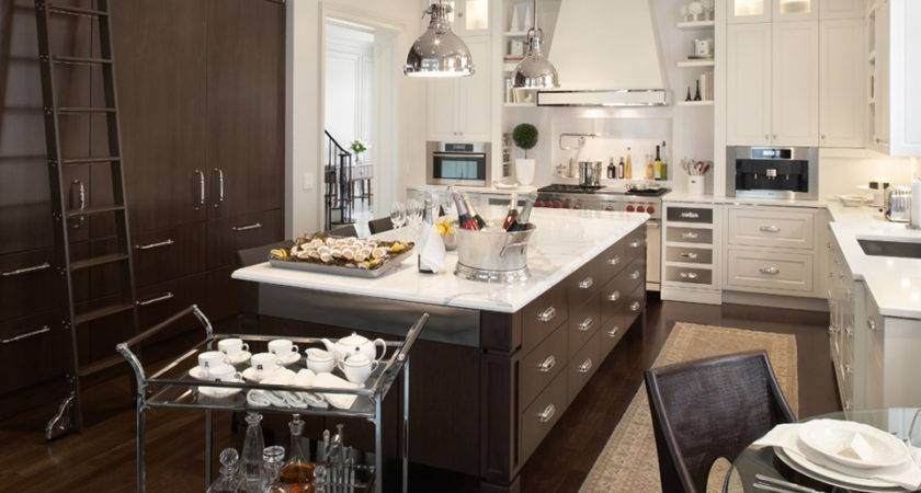 Stunning Transitional Kitchen Design Ideas