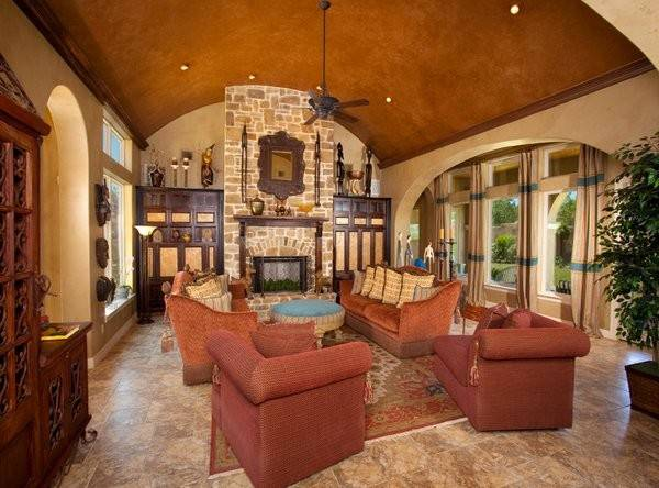 Stunning Tuscan Living Room Designs Home Design Lover