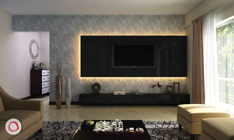 Stunning Wall Designs Your Living Room