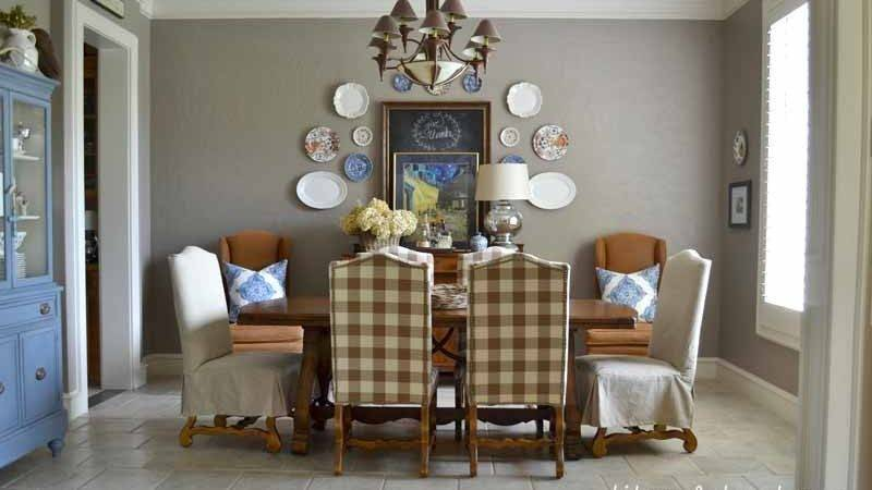 Style Dining Room Paint Color Ideas Design