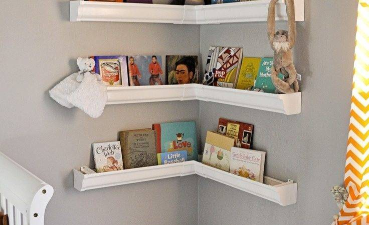 Style Your Corner Shelving Systems