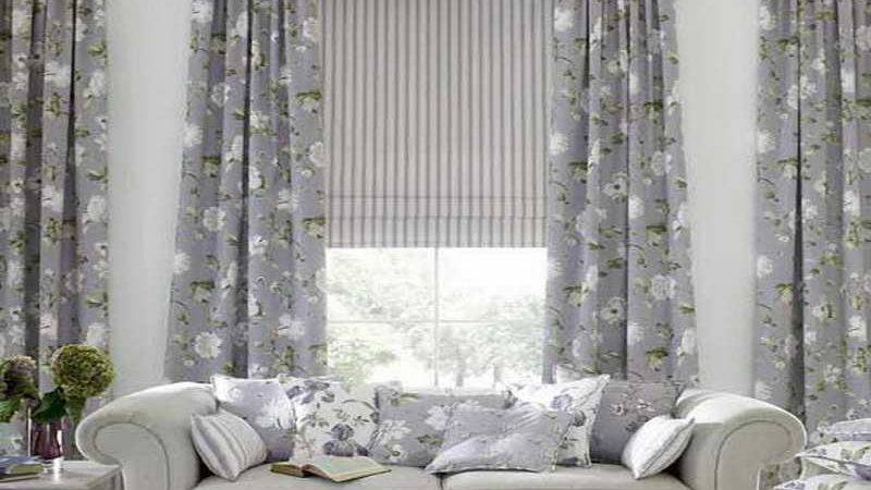 Styles Grey Curtains