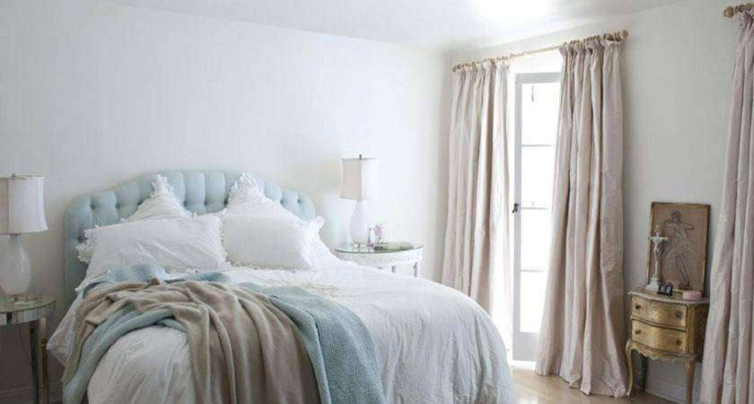 Stylish French Shabby Chic Girl Bedroom Interior