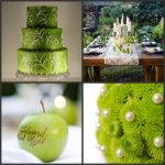 Stylish Green Decoration Idea Beautiful Wedding Party