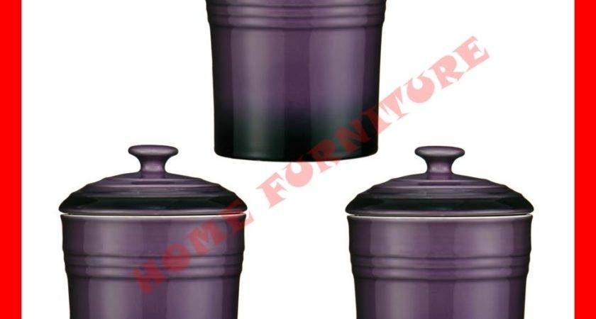 Stylish Home Design Ideas Kitchen Set Purple