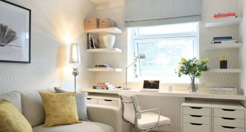 Stylish Inspiring Space Saving Home Office Designs