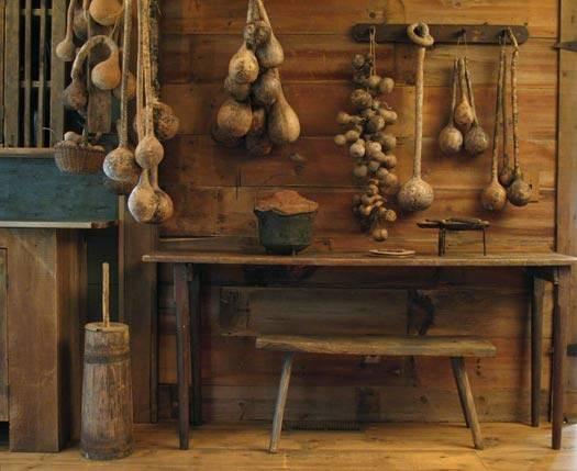 Stylish Primitive Home Decorating Ideas Decoholic
