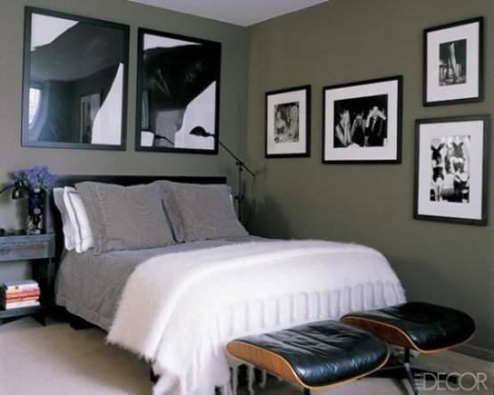 Stylish Sexy Masculine Bedroom Design Ideas Digsdigs