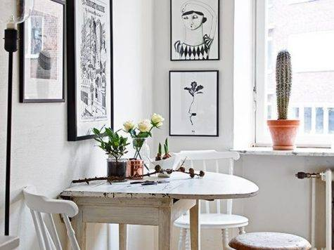 Stylish Table Eat Small Kitchen Ideas Decoholic