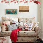 Stylish Vintage Living Room Country Rooms