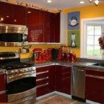 Suitable Cabinet Colors Grey Granite Countertops