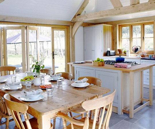 Summer Decorating Ideas Country Kitchens