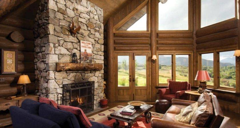 Sun Valley Idaho Log Home Precisioncraft Timber