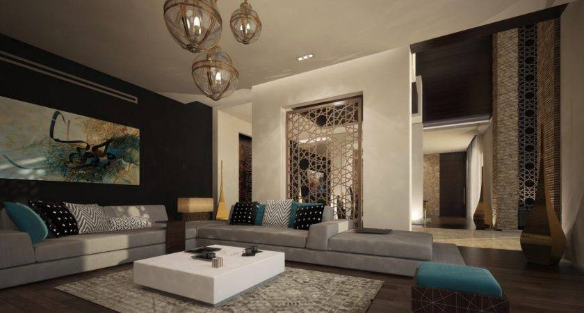 Sunken Living Room Design Interior Ideas