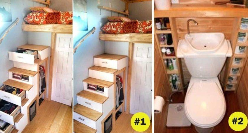 Super Clever Storage Ideas Your Tiny Home