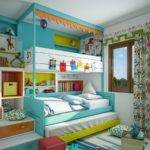 Super Colorful Bedroom Ideas Kids Teens