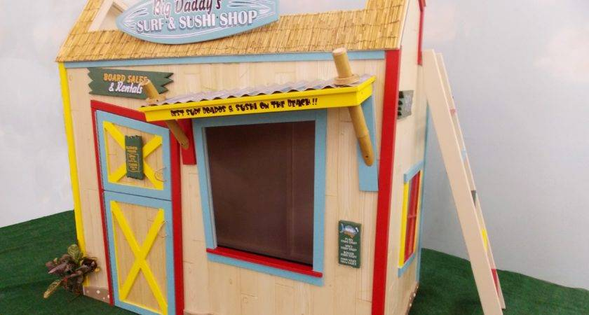 Surf Shack Play Bed Lilliput Homes
