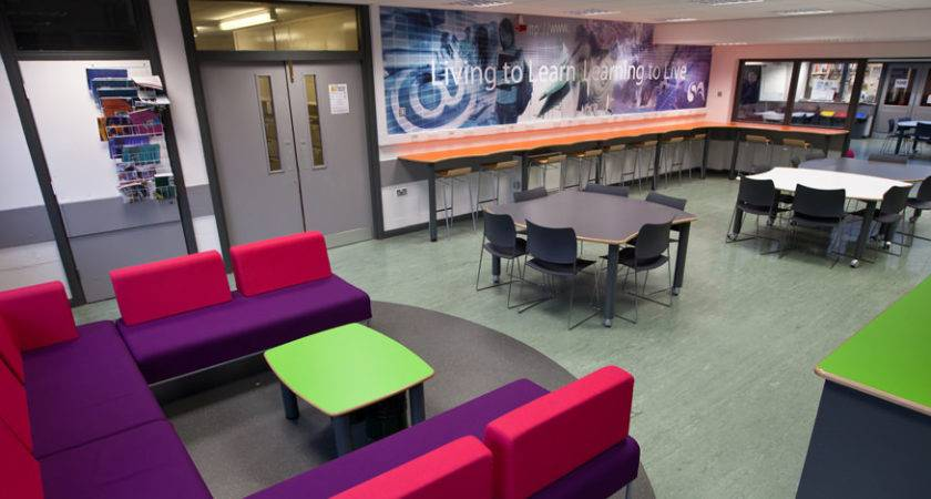 Sutton Academy Sixth Form Refurbishment Case Studies