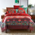 Svetanya Egyptian Cotton Bohemia Bedding Sets Queen