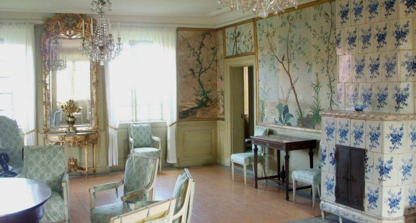 Swedish Interiors Eleish Van Breems Rococo Jewel