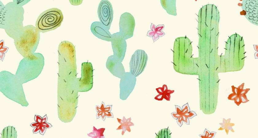 Swoon Worthy Cactus Flower Designs Spoonflower Blog