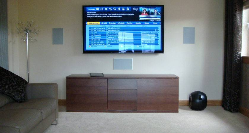 System Home Wall Mounting Cinema Installation
